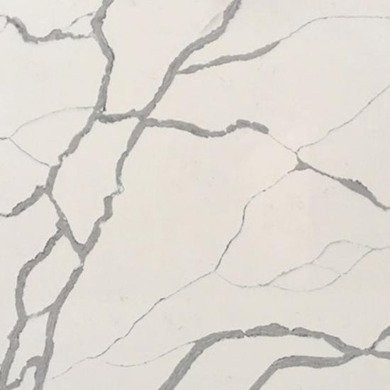 white calacatta quartz