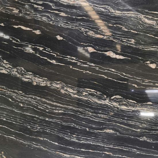 London Smoke Black Granite