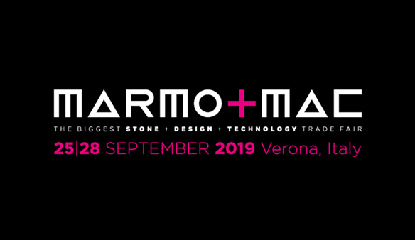 We will Present our company at the Fair Marmomacc 2019 in Verona Italy